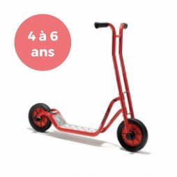 Trotinette robuste 4-6 ans
