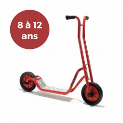 Trotinette robuste 8-12 ans