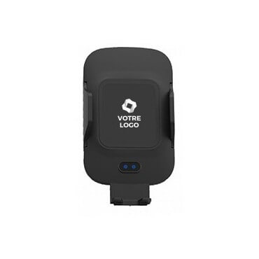 Chargeur smartphone personnalisable avec support