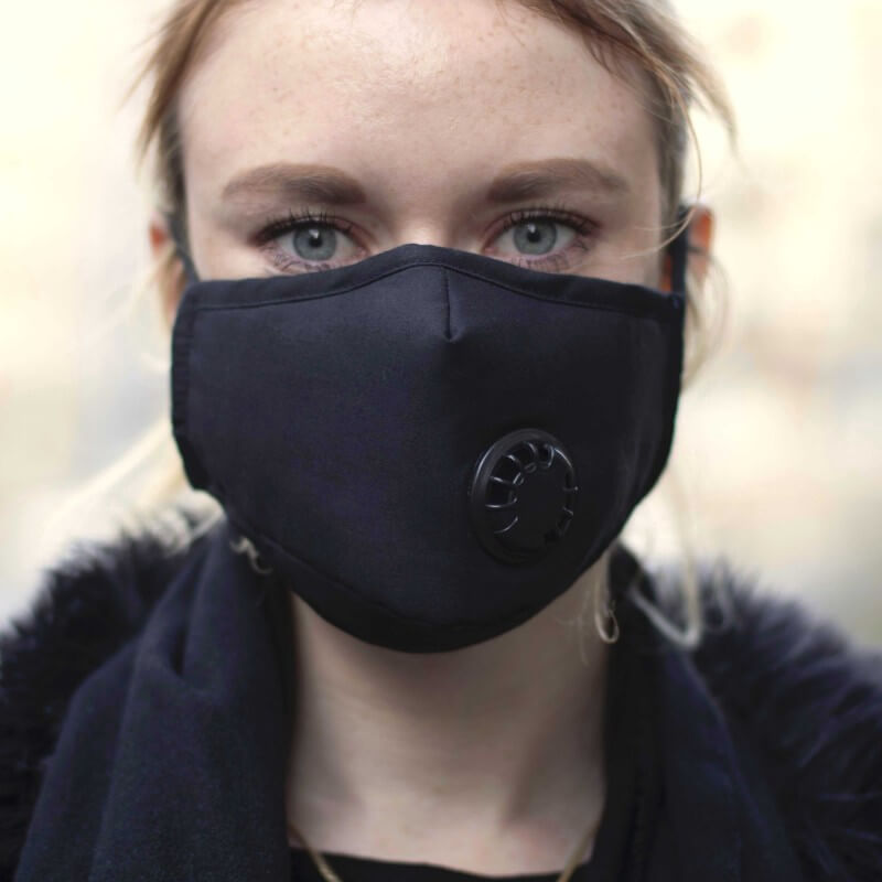 pollution masque