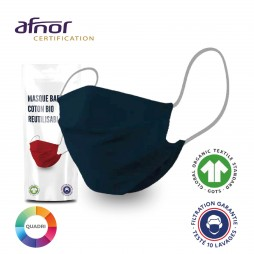 Masque AFNOR avec packaging