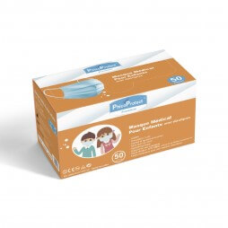 Masque chirurgical type 2R taille enfant medical CE