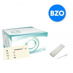 Test urinaire BZO - Normes CE