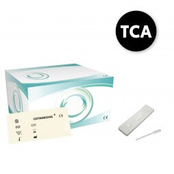 Tests urinaires drogue TCA - Norme CE