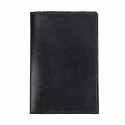 Etui carte grise cuir - Made in France