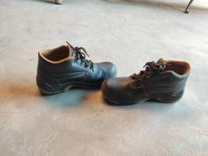 Normes de chaussures de sécurité 2