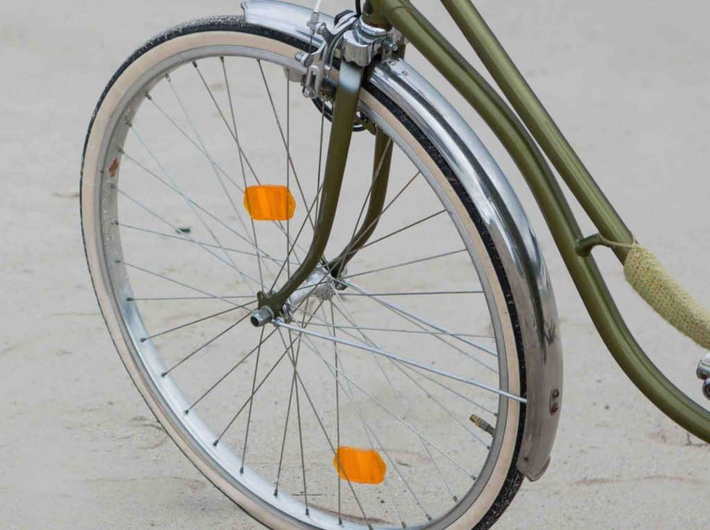 Catadioptre vélo obligatoire