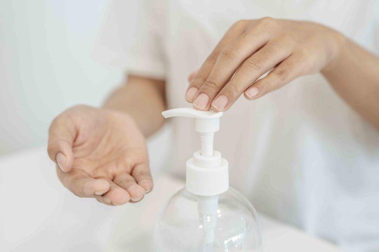 durée de l'efficacité du gel hydroalcoolique