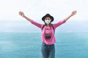 Masque été chaleur comment supporter le port du masque ?