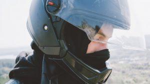 Visibilité à moto