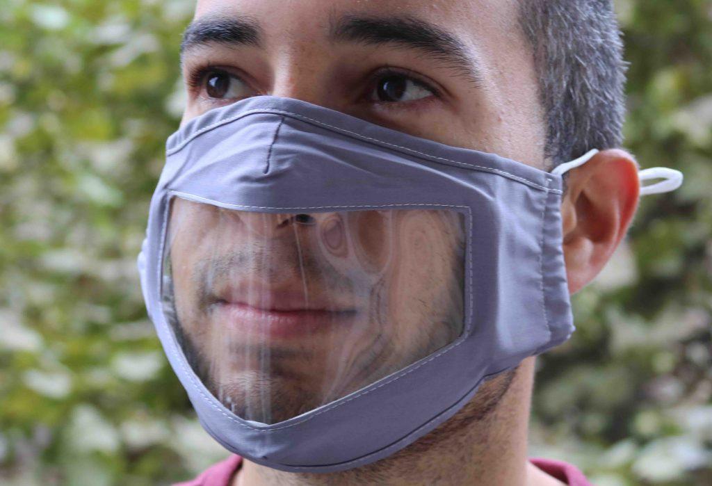 Prise en charge du masque inclusif par l'Agefiph