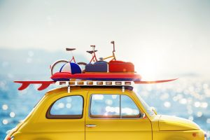 Départ en vacances et sécurit routière