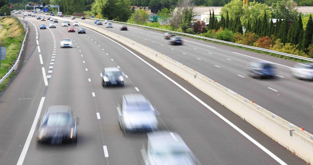 Excès de vitesse accidents de la route