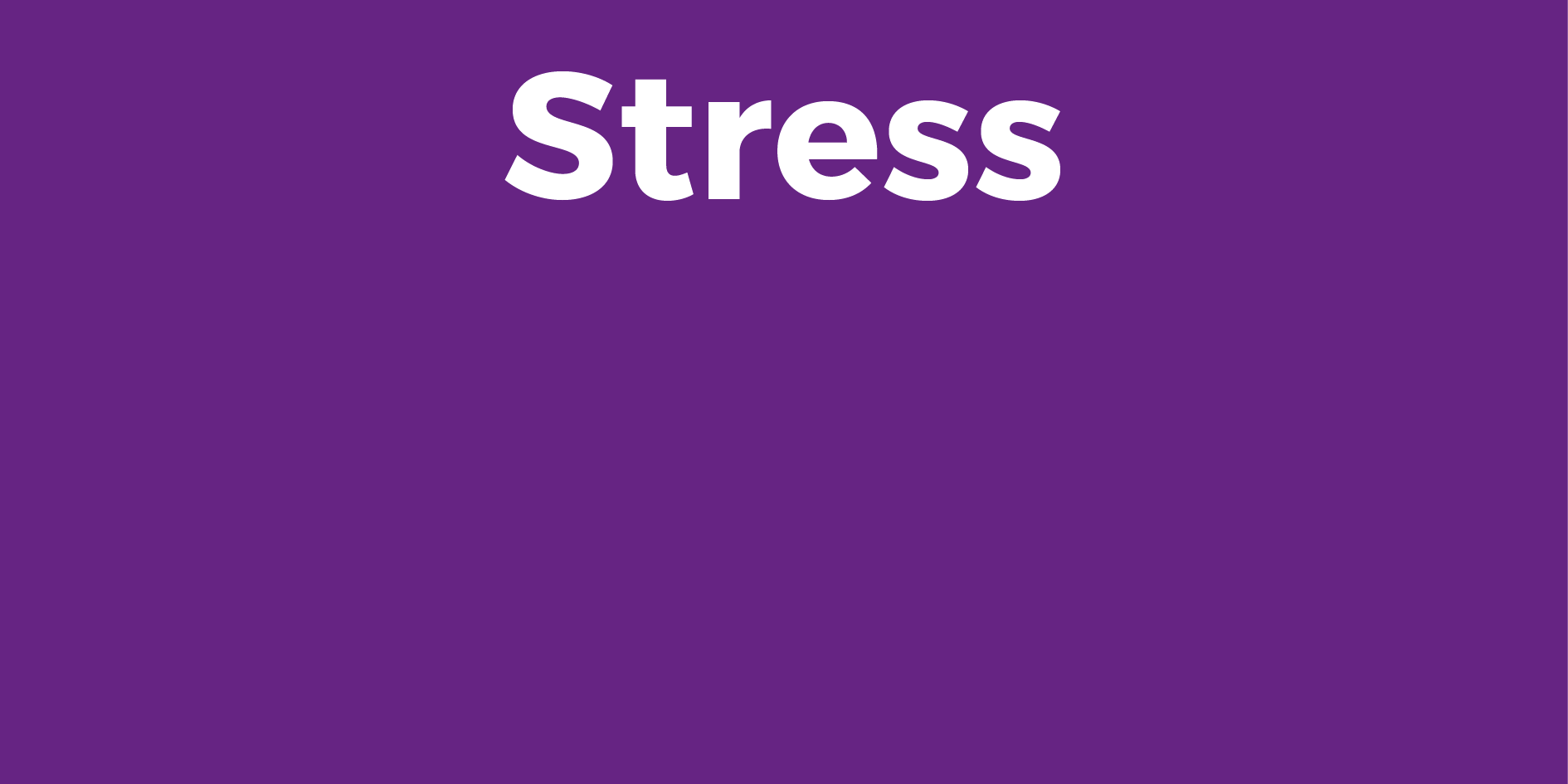 Risques du stress